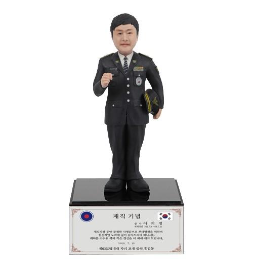 경찰/경찰피규어 트로피 [police-01]