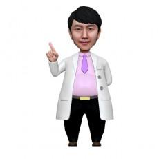 직업별/의사피규어/병원/개원선물/전문의