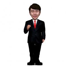 정장/양복/화이팅자세