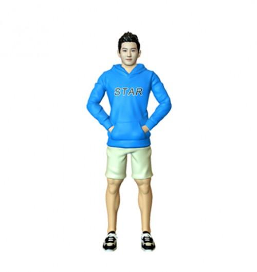 후드티/양손주머니/남성/퇴직기념패