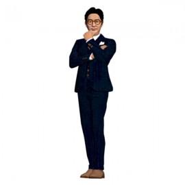 정장/한손턱/남성/퇴직기념패