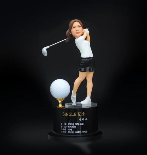골프M / 크리스탈_20cm_여자